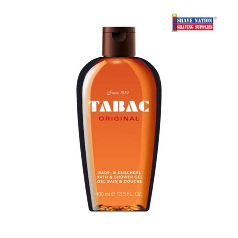 Spa Shower Gel Original tabac original bath shower gel 400ml shave nation supplies 174