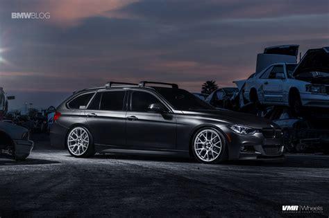 bmw wagen bmw f31 sports wagon gets some visual upgrades and custom