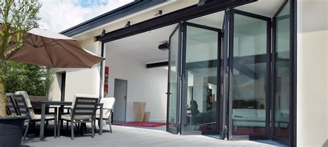 folding patio doors reynaers at home