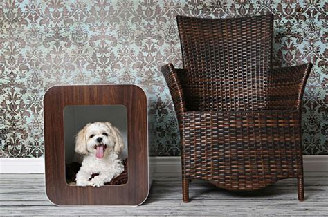 dog house furniture stylish indoor dog house furniture