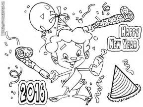 new year colouring pages disney new year 2016 coloring pages realistic coloring pages
