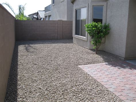How Much Cost Fence Backyard Cinder Block Fencing Phoenix Area Arizona Az Page