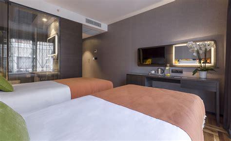Hotel Comfort Room by La Hotel Comfort Room â La Design Hotel â ä Stanbul