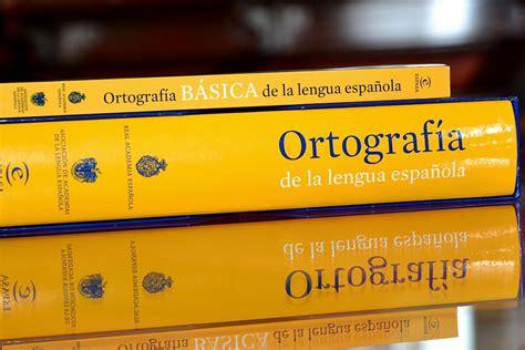 ortograf 237 a espa 241 ol la enciclopedia libre