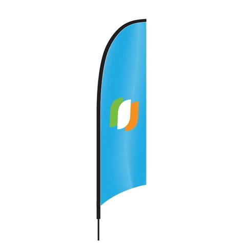 28 tear drop flags flying banner tear drop flags