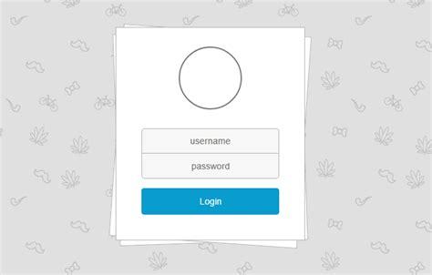 membuat form login yang bagus membuat login page dengan bootstrap cah bagus nongkrong