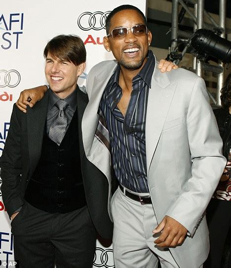 Will Smith Turned Tom Cruises Invite To Be A Scientologist by Will Smith Gives 163 79 000 To Scientology Despite