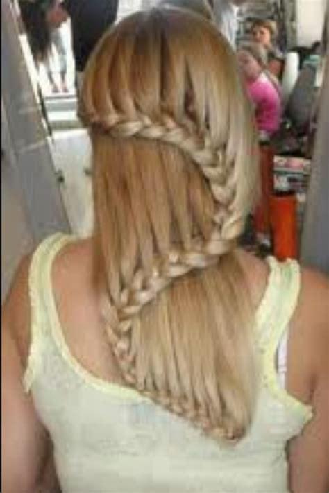 cool braids for hair cool french braid hair pinterest