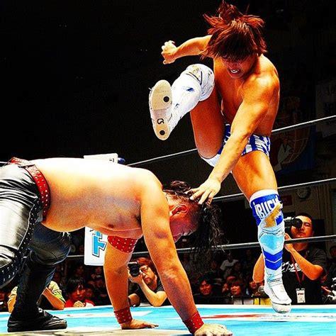 kota ibushi vs shinsuke nakamura 1000 images about wrestling stars on pinterest finn