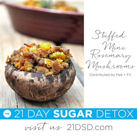 Detox Stuffed Mushrooms by 96 Best 21dsd Posts Images On Messages