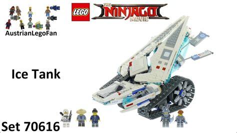 Lego Ninjago Tank 70616 lego ninjago 70616 tank lego speed build