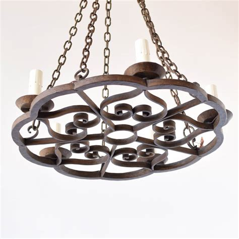 forged chandeliers forged iron chandelier the big chandelier