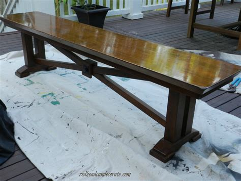 bench in mining bench in mining how to make a memory bench at the picket fence