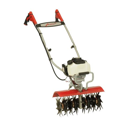 Mancis Gas mantis 35cc 4 cycle xp gas tiller with kickstand shop your way shopping earn points
