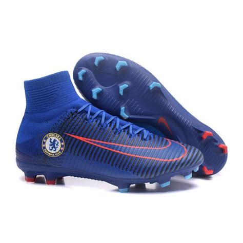 chelsea football shoes nike mercurial superfly v fg firm ground soccer shoes
