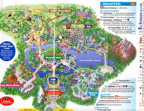 map of animal kingdom image disney animal kingdom park map