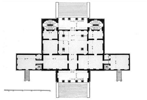 Gilded Age Mansions Floor Plans by File Villa Cornaro Pianta Bertotti Scamozzi 1781 Jpg