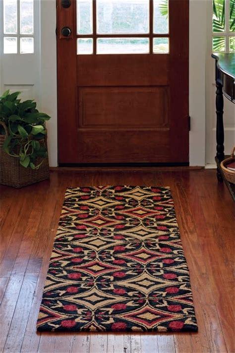24 x 72 rug aldrich hooked rug runner 24 quot x 72 quot