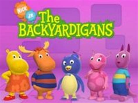 Backyardigans Teamwork 12 Best Images About Treehouse Channel 101 On