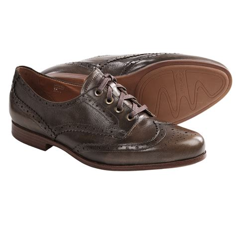 womens oxford wingtip shoes earthies treviso wingtip shoes oxfords for