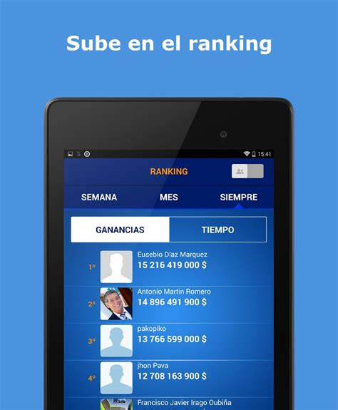 preguntas cultura general venezuela millonario quiz espa 241 ol gratis aplicaciones de android