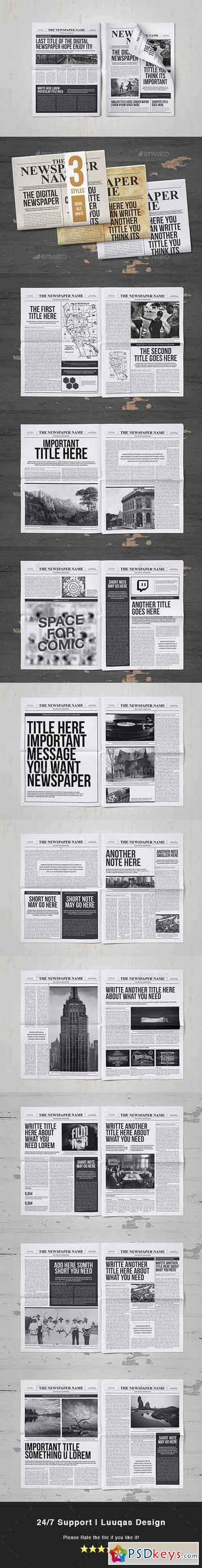 adobe indesign newspaper templates free newspaper indesign template 17574410 187 free