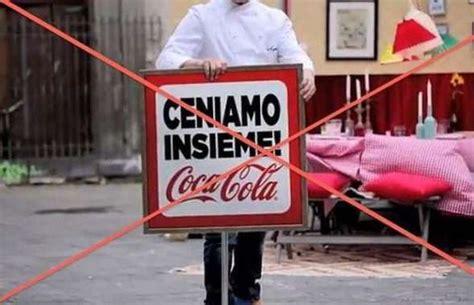 coca cola censurato spot con censurato lo spot coca cola con rugiati dissapore