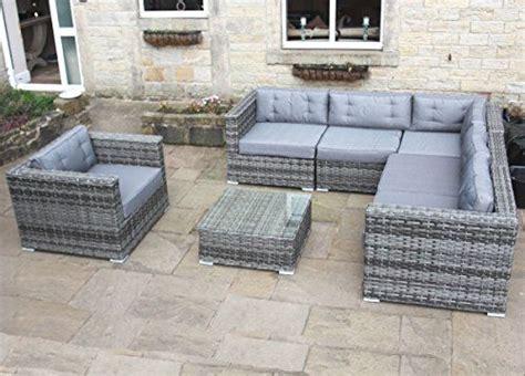 Sofa Rotan Murah luxury grey rattan corner sofa set conservatory or outdoor garden furniture pkl leisure http