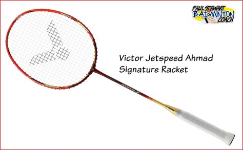 Raket Victor Jetspeed Liliyana Natsir badminton racquet reviews archives paul stewart advanced
