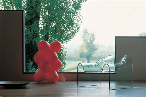 ghost armchair  cini boeri  fiam italia space furniture