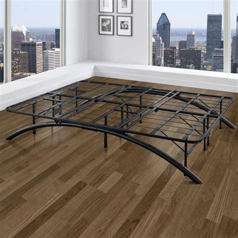 Arch Flex Black Platform Bed Frame Overstock Shopping Bed Frame Overstock