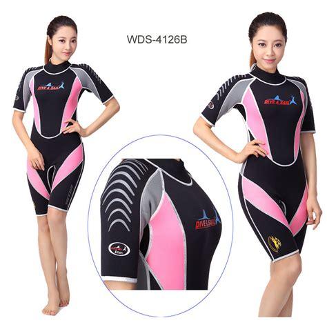 dive wetsuits dive sail 3mm sport shorty scuba diving wetsuit s