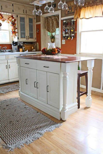cheap kitchen island ideas small kitchen island with