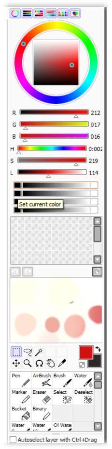 paint tool sai not enough memory animartic paint tool sai
