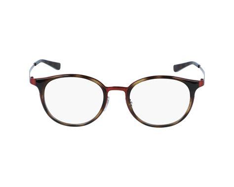 Ban Metal 2922 by Ban Eyeglasses Rx 6372 M 2922 Bordeaux Visionet Usa