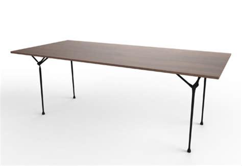 magis dining table officina rectangular dining table magis stylepark