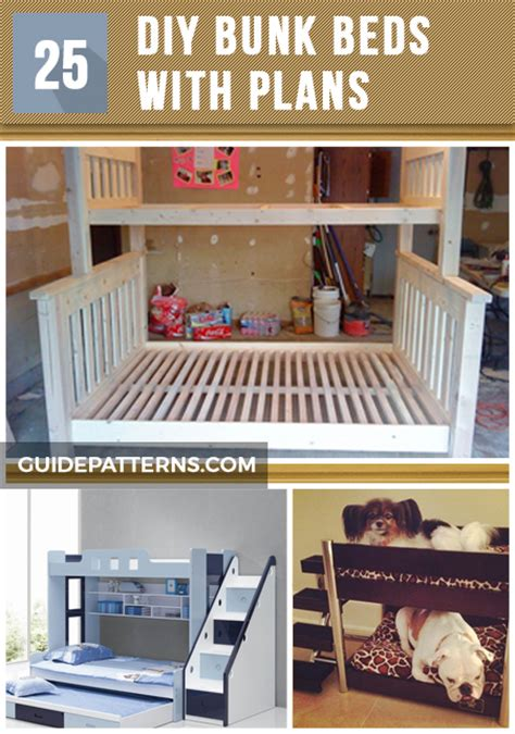 plans for bunk bed woodworking plans for bunk beds with stairs woodworking