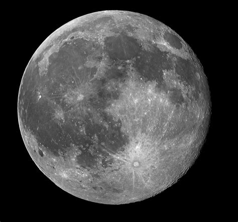 The Moon the moon