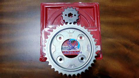 Cdi Honda Supra X 125 Fi Original jual gear set gir set new supra x 125 fi original 14 39
