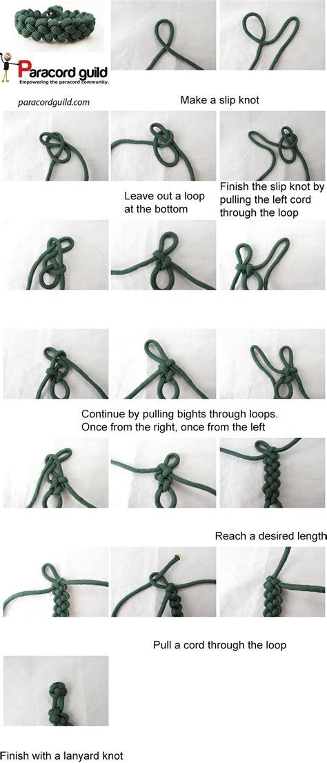 printable instructions on how to make a paracord bracelet zipper sinnet paracord bracelet paracord guild