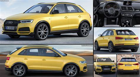 Audi Q3 Information by Audi Q3 2017 Pictures Information Specs