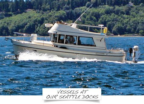 catamaran for sale seattle seattle yacht sales seattle new used yacht brokerage