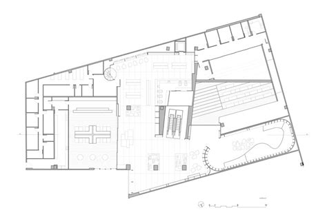 bookstore design floor plan livraria saraiva studio arthur casas archdaily brasil