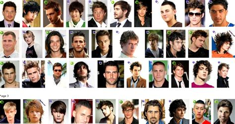 haircut numbers chart 137 best hair style images on