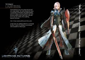 Lightning Character Lightning Returns Xiii Mirving123