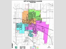 Easy Ballot Access for Marengo Aldermanic Candidates ... 26th Ward Map