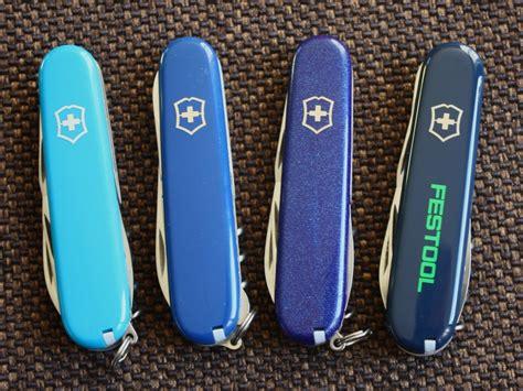 Swiss Army One Shade blue vicfan
