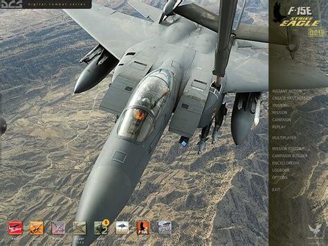 Dcs Background Check Dcs F 15e Strike Eagle Und Mirage 2000 Hersteller Bilder