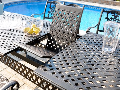 Patio Furniture Covers Toronto Cast Aluminum Patio Furniture Toronto Chicpeastudio