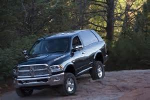 2017 ramcharger concept new automotive trends